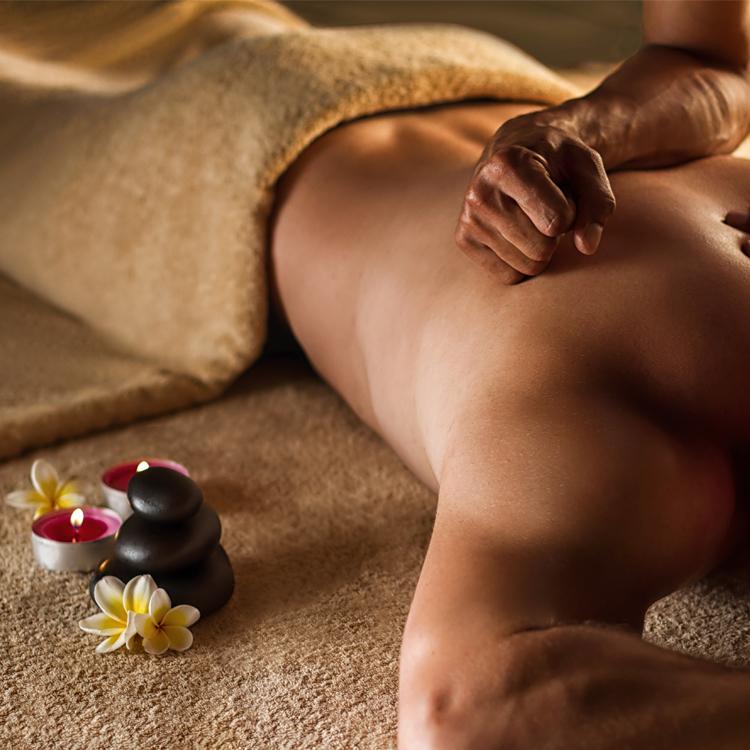 P - Spot Massage, massage for men